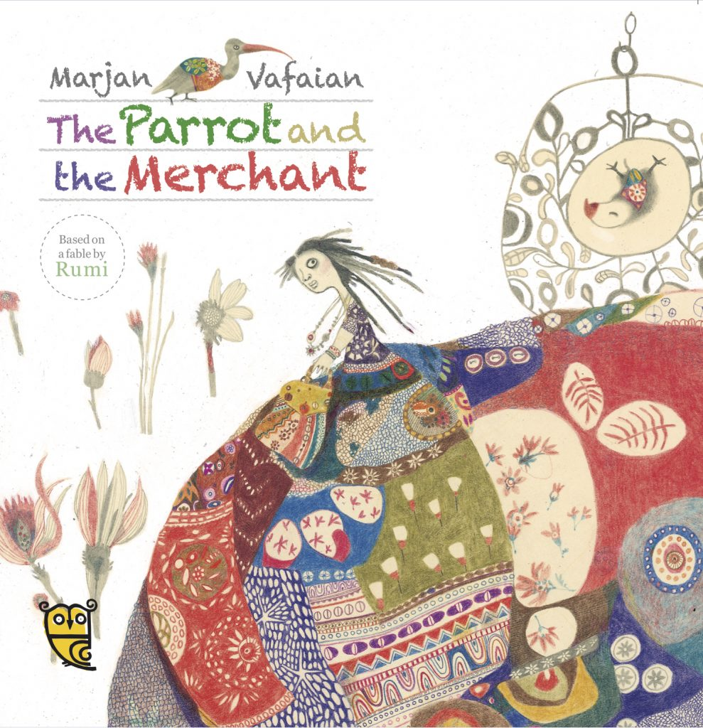 Lounge Books - Book - Parrot and the merchant.jpg