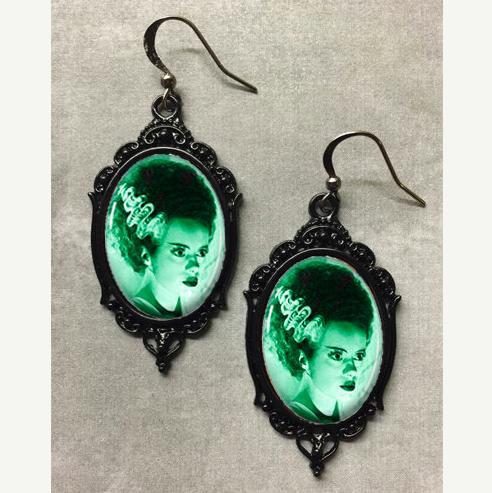LB - Image - Horror Lounge - Merch - Frankenstein Bride Earrings.png