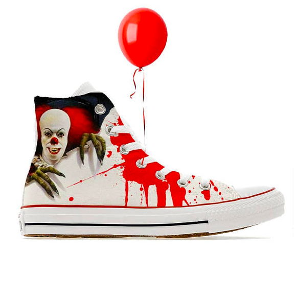 LB - Image - Horror Lounge - Merch - IT converse trainers.png