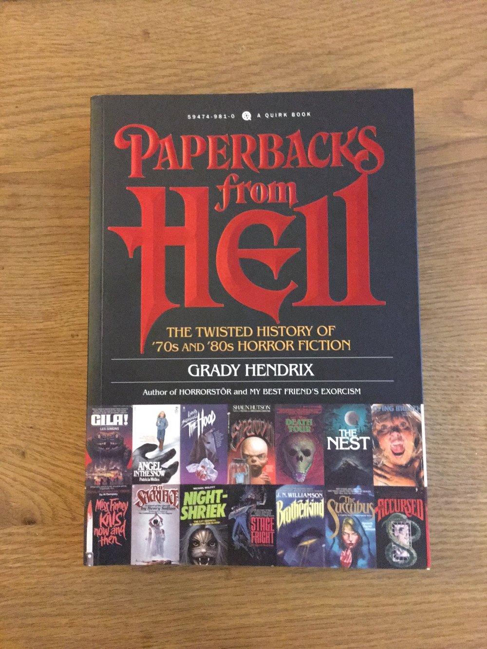 LB - Image - Horror Lounge - paperbacks from hell instagram image.JPG