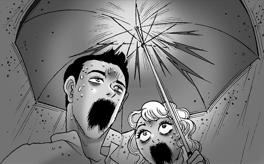 Horror Lounge - KS - Comic Artist
