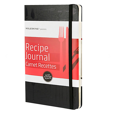 Moleskine Recipe Journal     £19.00