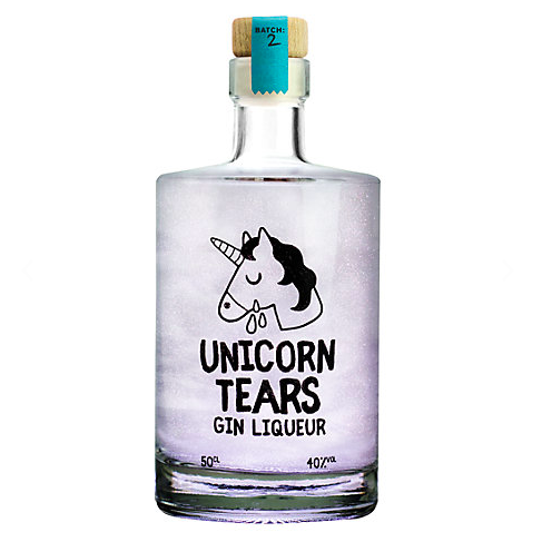 Firebox Unicorn Tears Gin Liqueur    £40.00
