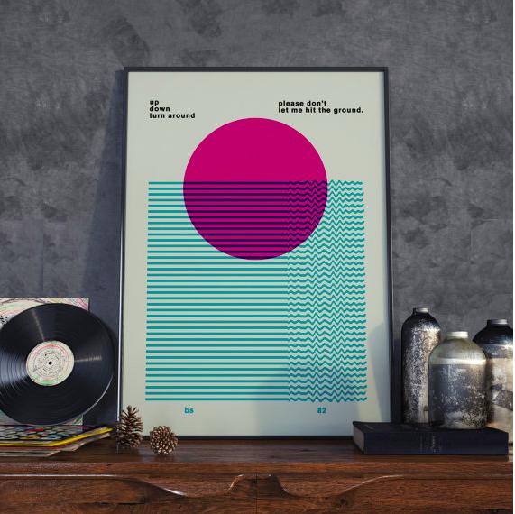 New Order Print    £19.58