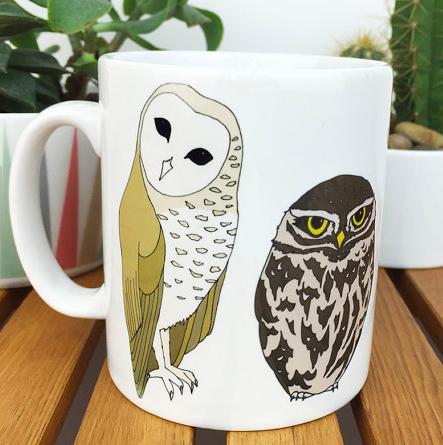 Owl mug £10.00