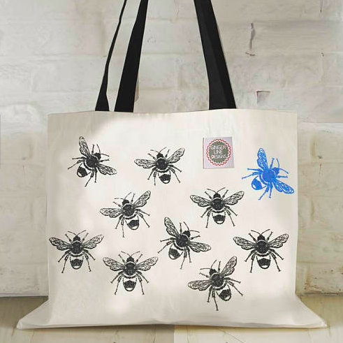 Busy bees bag £20