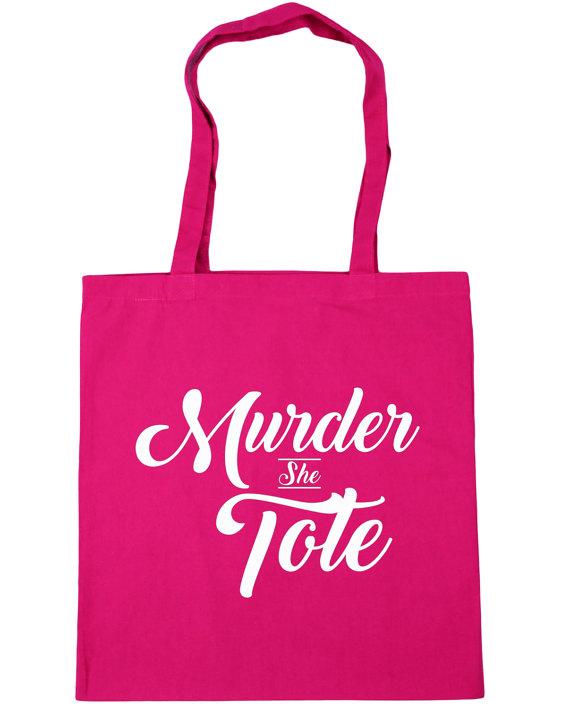 Murder She Tote    £5.95