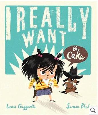 LB - Image- Books - I really want the cake