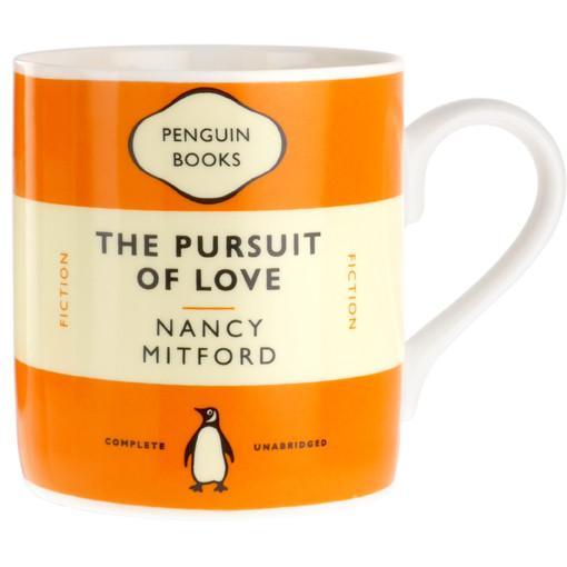 Nancy Mitford Mug    £8.99