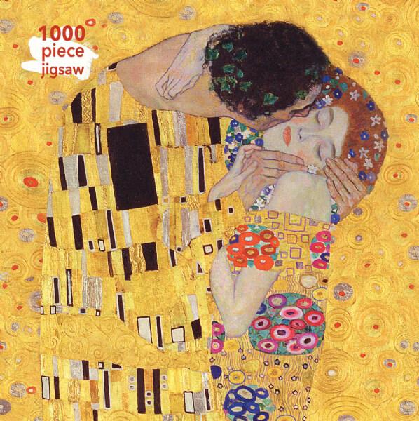 Klimt Kiss Jigsaw    £12.99