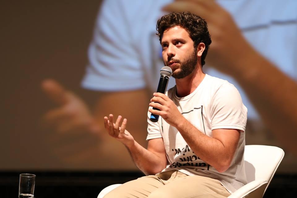 Painel no Seminário Social Good Brasil para falar sobre ideias que utilizam a tecnologia para engajamento - case Que Ônibus Passa Aqui. /  Florianópolis - novembro de 2014