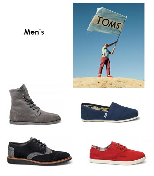 Men's Toms