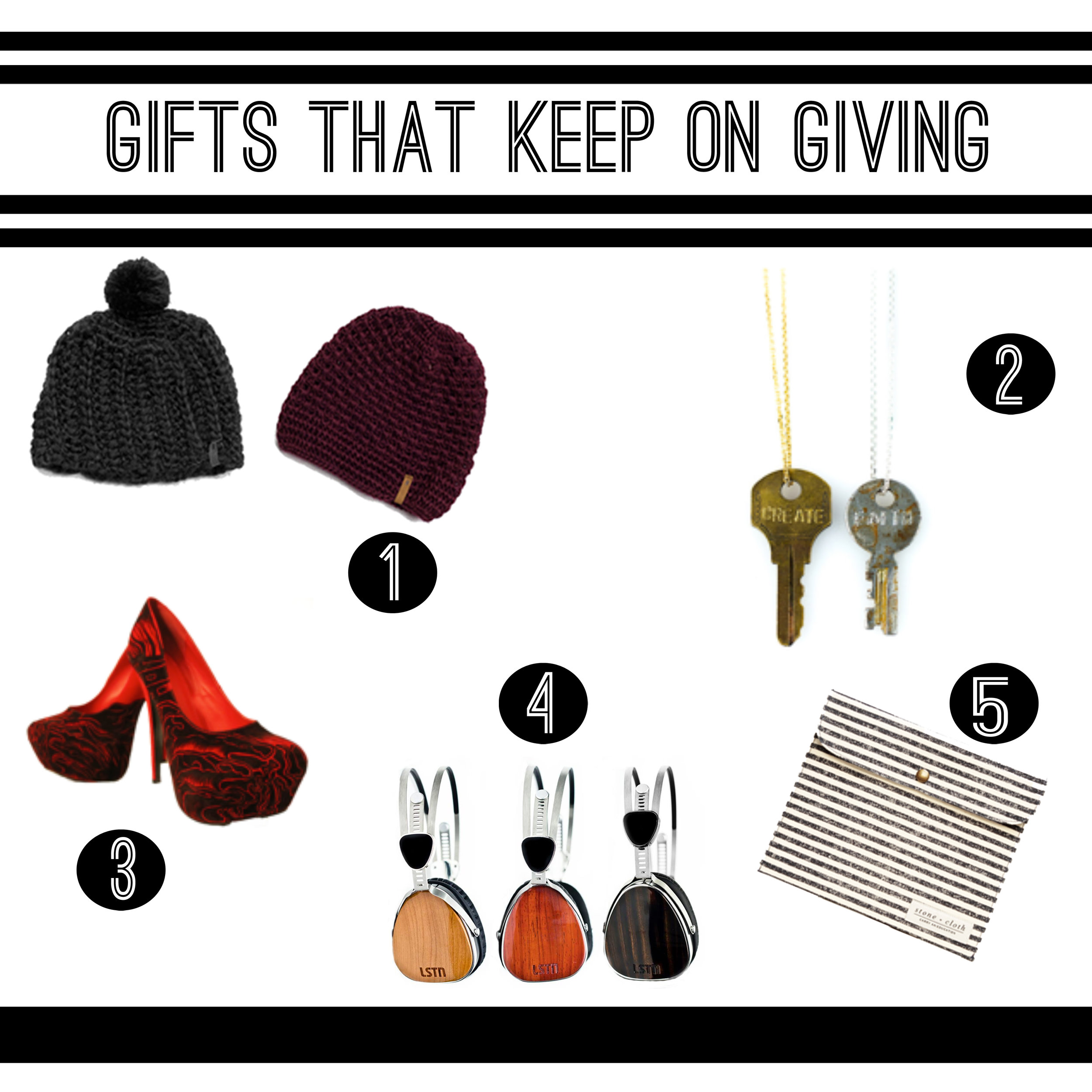 Gifts that keep on giving copy