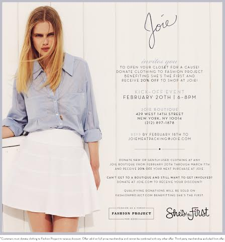 Joie Invite