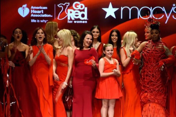 Go Red For Women 2016