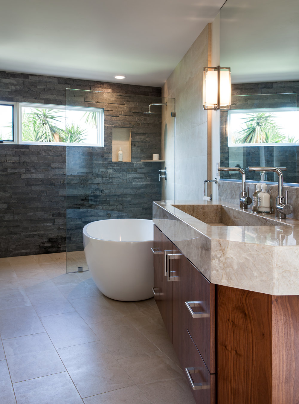 Seattle Interior Design Decorator Bathroom Renovation
