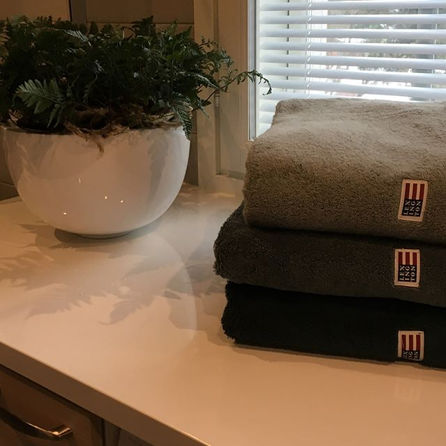 Great Greens at Lexington #mylexingtonstyle #kannustalo #houseofseasons #towels