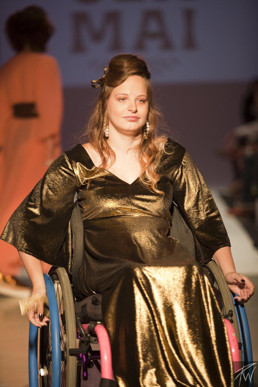 Chelsie Nitschke Wearing Ola Mai
