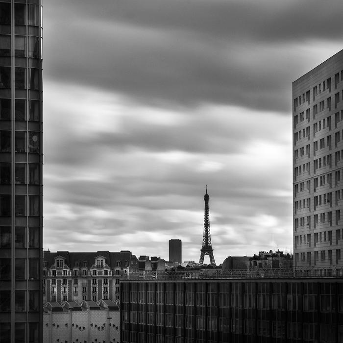 16. Tour Eiffel, study II - 2014