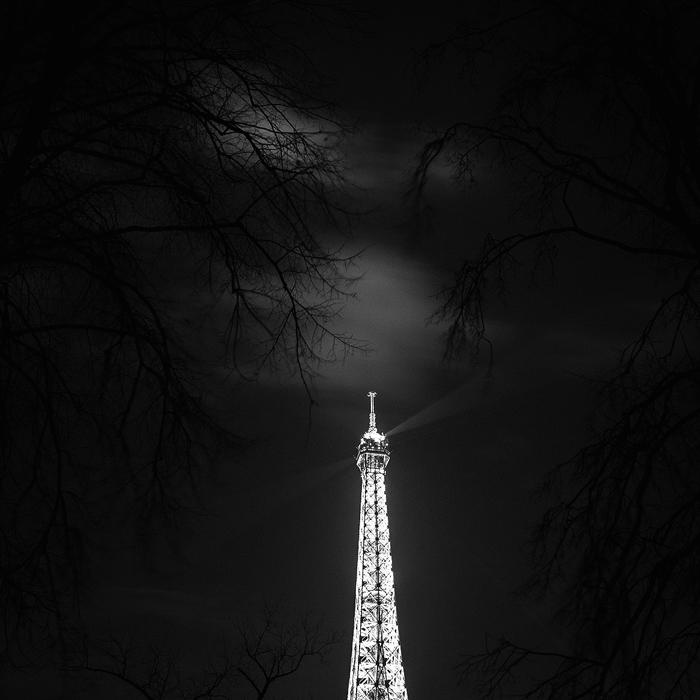 23. Tour Eiffel, study III - 2014