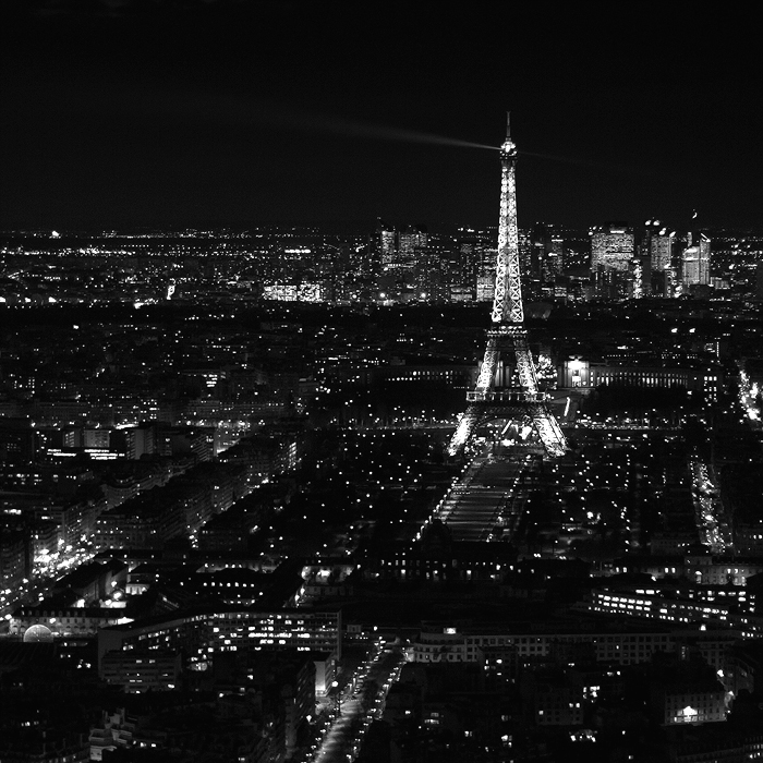 27. Tour Eiffel, study I - 2014