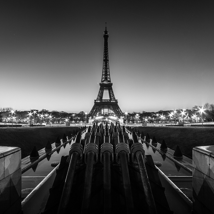 28. Tour Eiffel, study V - 2014