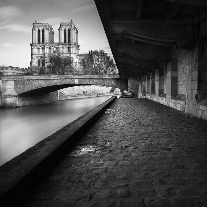 32. Cathédrale Notre Dame de Paris, study I - 2014