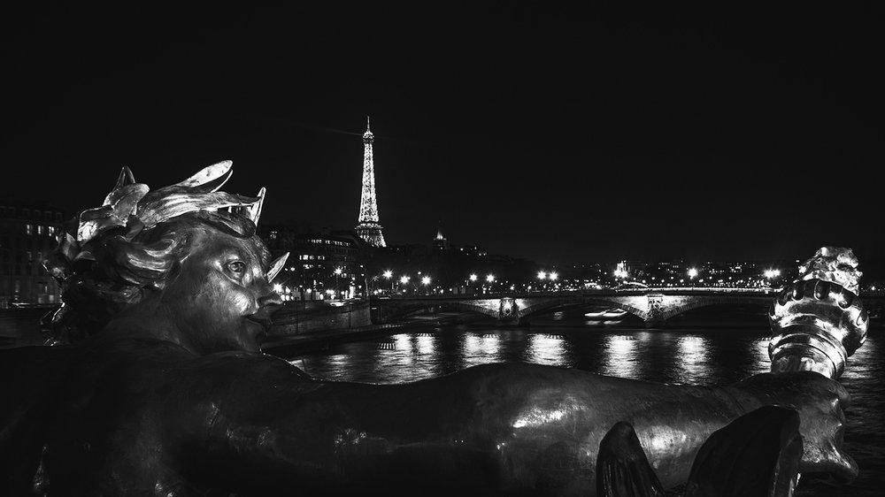 24. Pont Alexandre III, study I - 2014