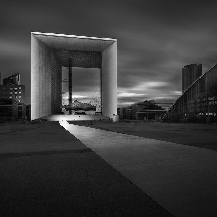 04. La Défense, study VII - 2014