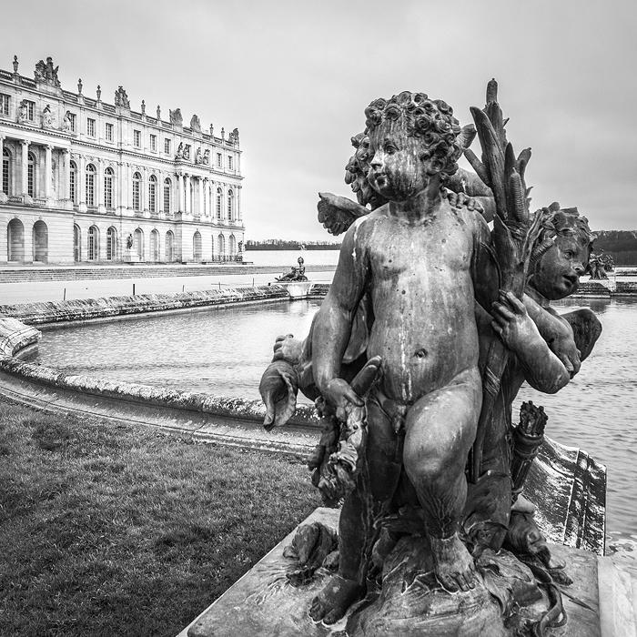 06. Versailles, study I - 2014