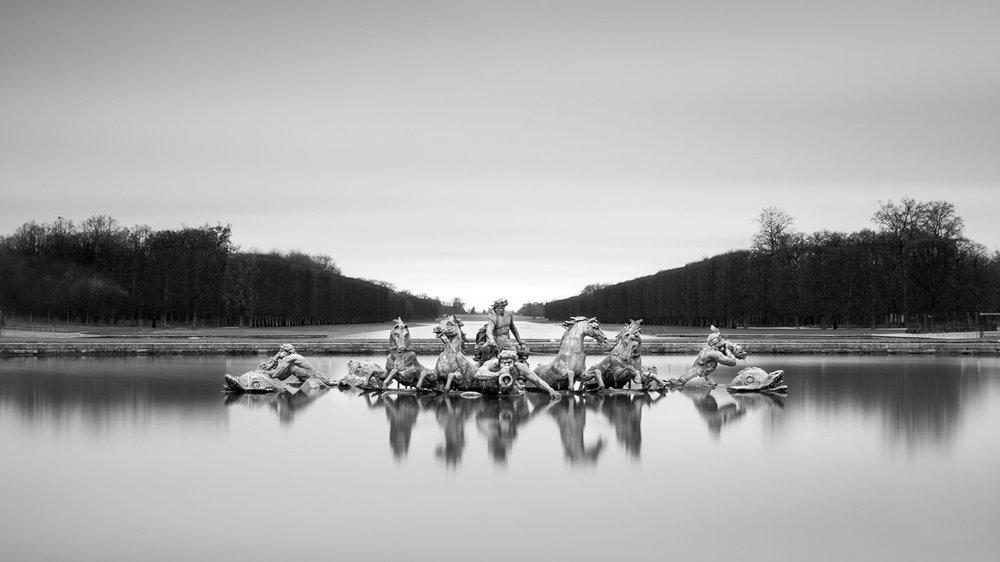 07. Versailles, study II - 2014