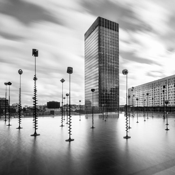 10. La Défense, study IV - 2014