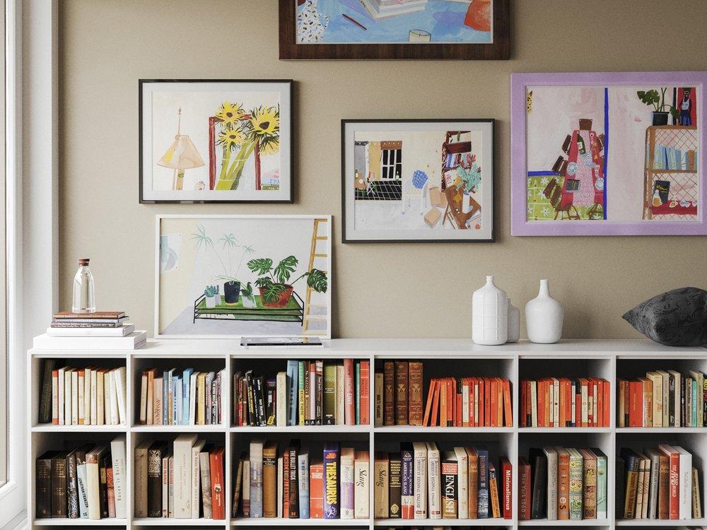 Modern Interior #3