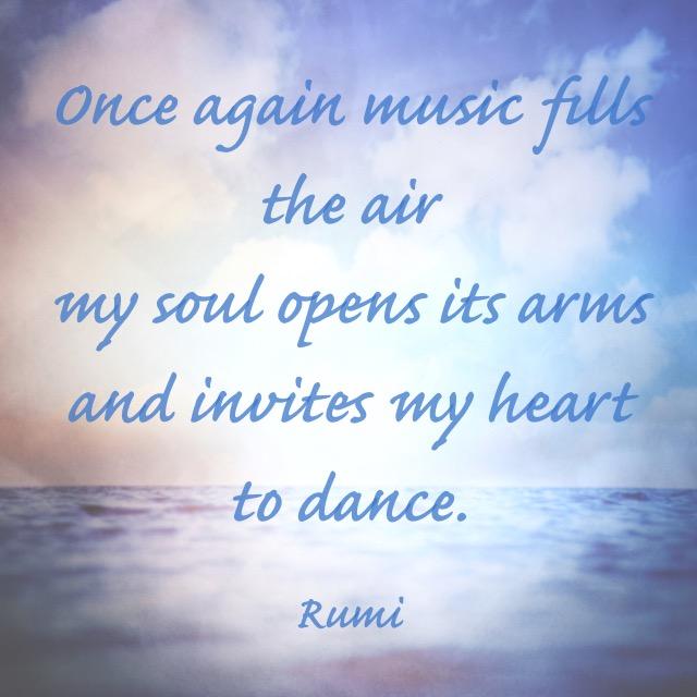 Rumi Quote