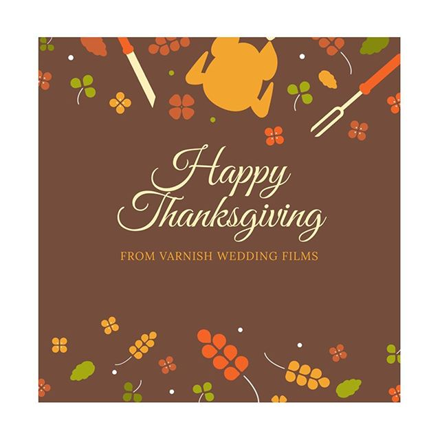 Happy Thanksgiving! . . . #cinematography #photography #nashville #instagood #follow #followme #filmmaker #video #wedding #weddingvideography #love #marriage #southernweddings #southernwedding #theknot #weddingwire #weddingdress #weddings #weddingfun #weddingday #weddingtime #weddinggown #weddingdetails #wedding2017 #bride #brides #videography #weddingvideo #weddingvideography #thanksgiving