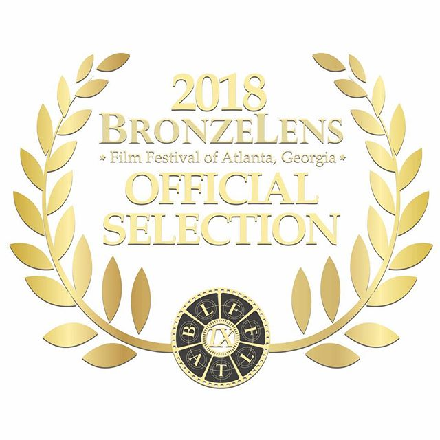 Excited to share tha your film was accepted into the @bronzelens film festival in Atlanta! #blff2018