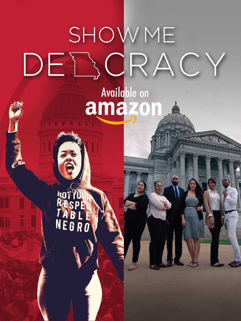 Show Me Democracy On Amazon