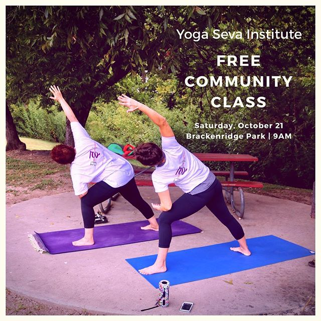 Join us for our final class celebrating National Yoga Month at Brackenridge Park. Practice with other EveryDay Yogis - Everyone is welcome to this beginner friendly class. Original date 9/30, rescheduled due to rain. 🔆Note: Easiest way to find Lambert Beach Field is to enter the park at the North end by UIW, entrance off Hildebrand, practice will be in grassy area near Lambert Beach Field. Hope to see you there! 🌿