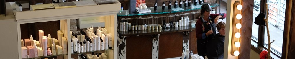 SALON SERVICES -