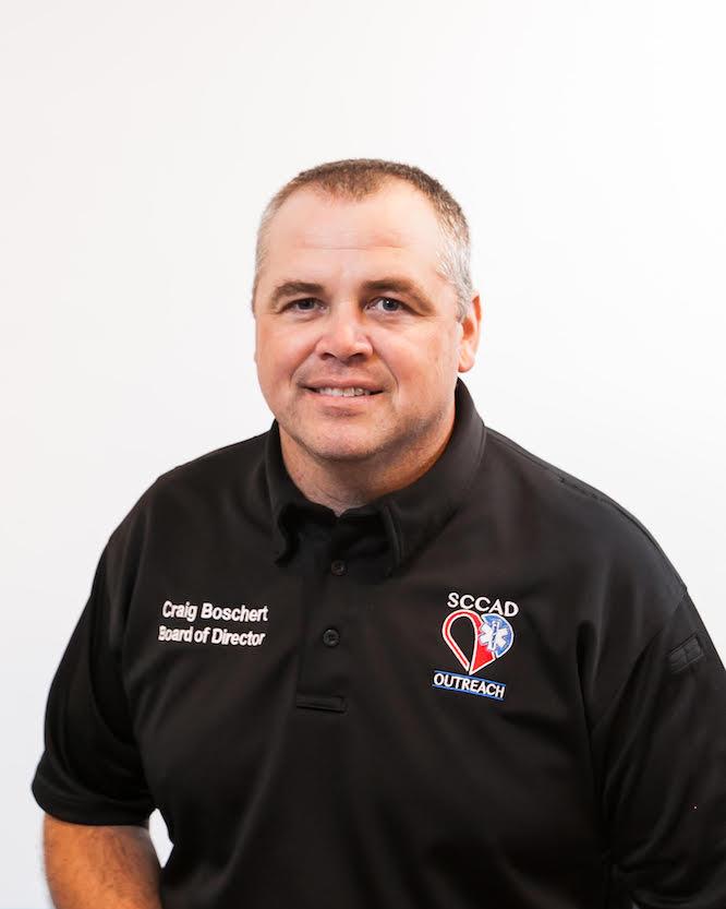 Craig Boschert - Outreach Special Advisor