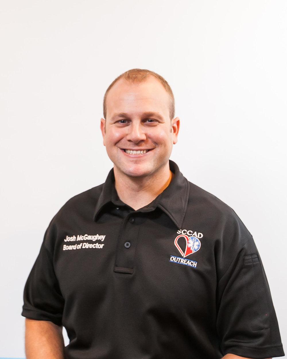 Josh McGaughey - Director, Communications
