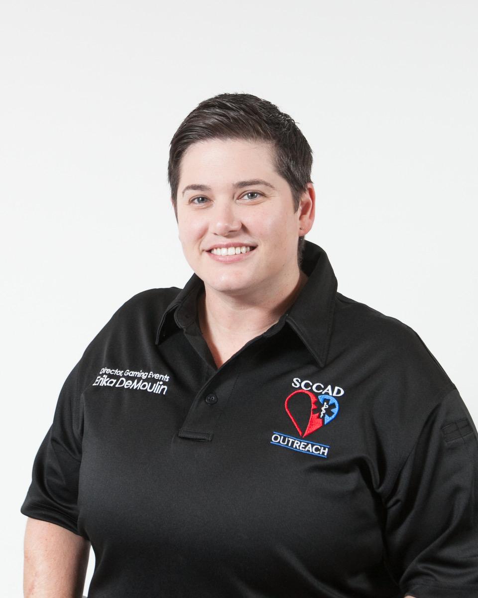 Erika DeMoulin - Director, Golfing Events