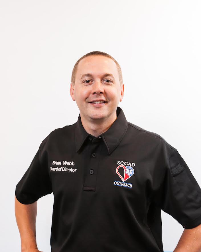 Brian Webb - Outreach Special Advisor