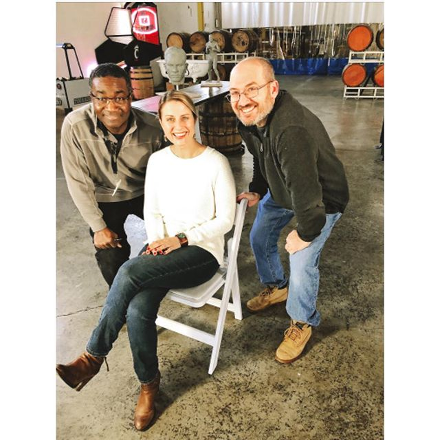 The Ezz Team had so much fun being interviewed by Channel 12!  The interview chronicled the great grass roots work we've been doing for Ezz! Check out the EZZ Team video at the Cincinnati Parks Website!@believeinezz @cincinnati_parks_foundation @Cincyparks @wehavebecomeviking