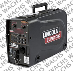 Lincoln Electric Powerfeed 25M Suitcase