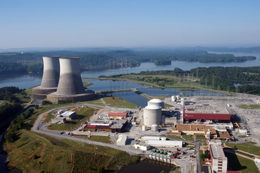 TVA Sequoyah Plant, Soddy Daisy, TN