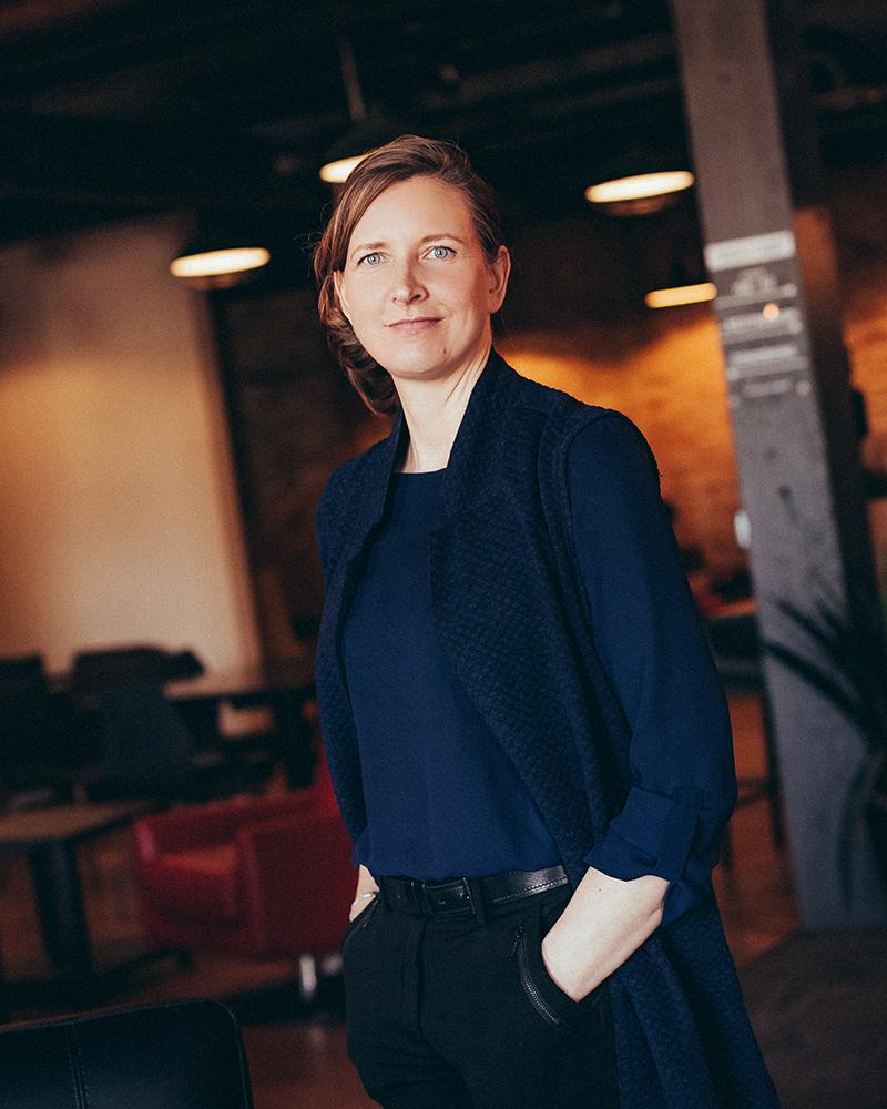 Audra Krueger