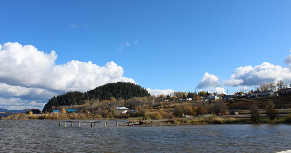 Fraser Lake, BC.