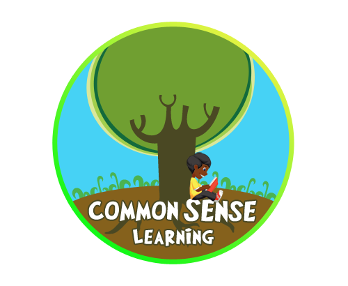 Common Sense Learning Logo