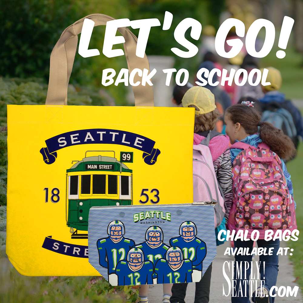 Simply Seattle Social Media Ad Design